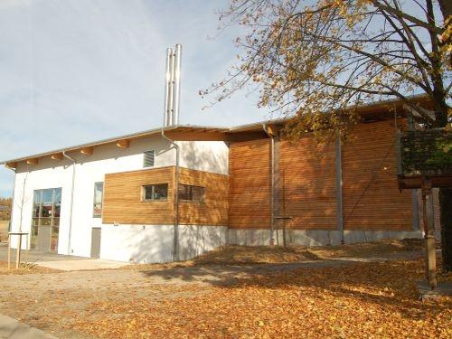 Wärme aus Biomasse - Engelsberg - eta Energieberatung