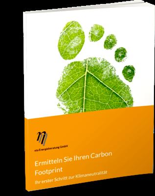 Deckblatt Ermitteln Sie Ihren Carbon Footprint